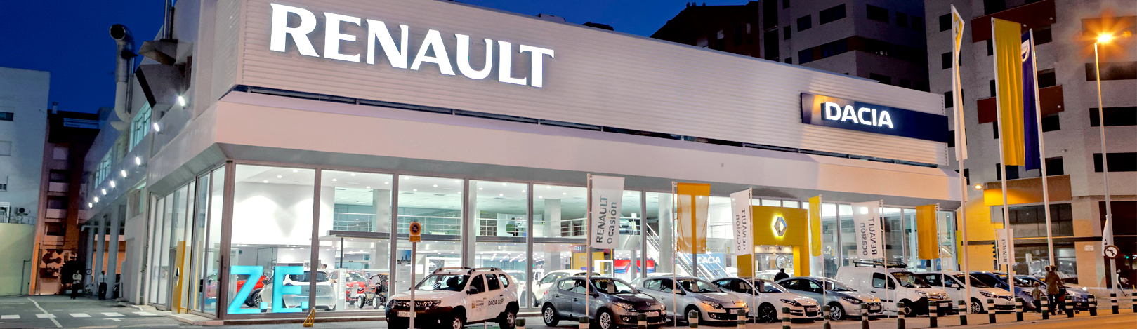 concesionario Renault Retail Group Castellon