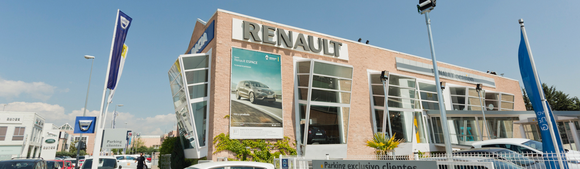 concesionario Renault Retail Group Majadahonda