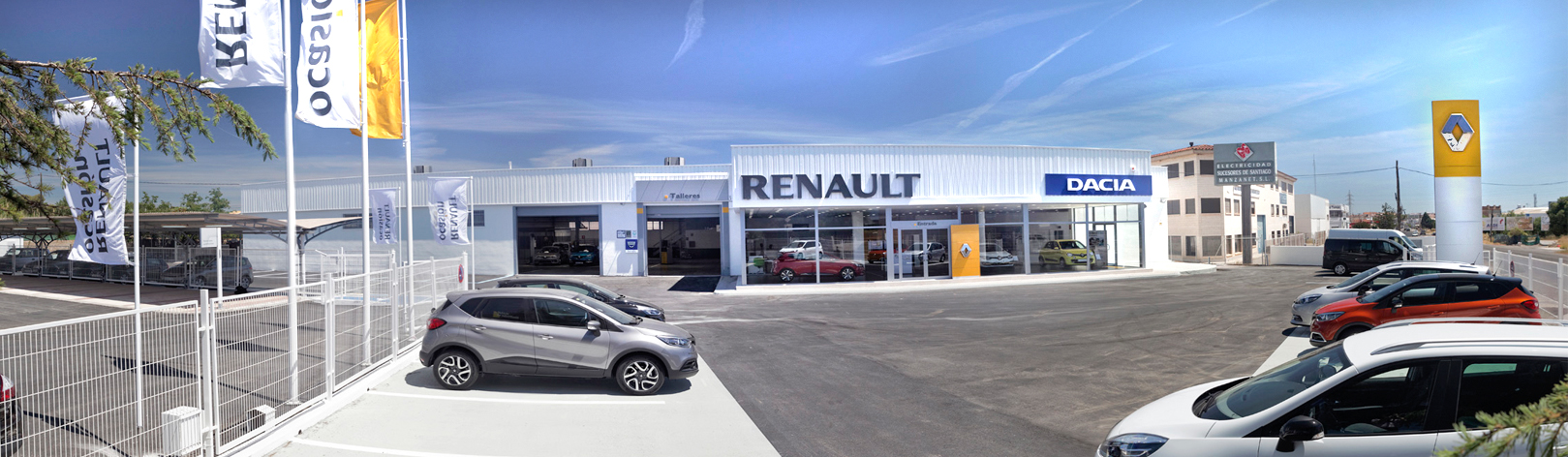 concesionario Renault Retail Group Villareal