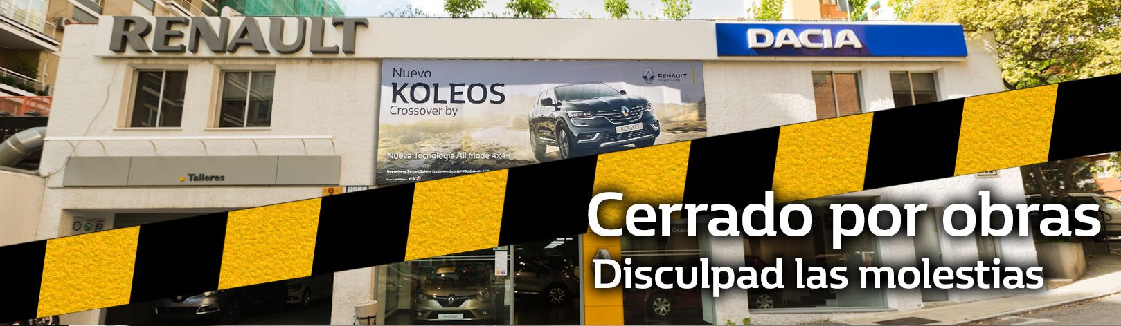 concesionario Renault Retail Group Gnral Yague